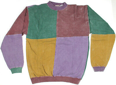 Mens Jumper Windcheater Vintage Size Large L New with Tags!