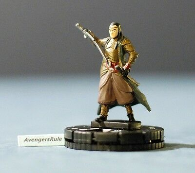 LOTR Heroclix The Hobbit An Unexpected Journey 022 Elrond Rare