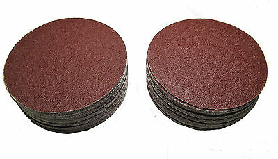 "Rdgtools 6"" Sticky Sanding Disks Many Grit Variations And Quantities"