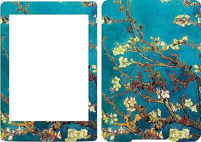 2013 Kindle Paperwhite Skin Cover Sticker Almond branches Van Gogh KP1