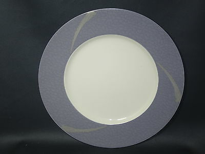 NORITAKE - Ambience Violet - #7970 - ACCENT LUNCH PLATE - 66ZD