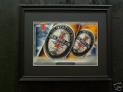 Michelob  Light  Beer Sign   #52