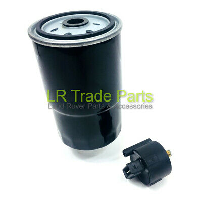 Land Rover Discovery 2 Td5 New Fuel Filter & Water Sensor Kit Wkw500070 Esr4686