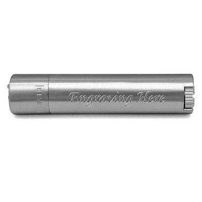 Engraved Clipper Gas Lighter Personalised Gift Custom Christmas Birthday Present