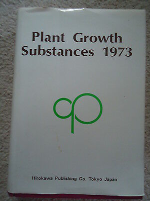 Plant Growth Substances 1973 Proceedings Of 8Th International Conference Hbdj