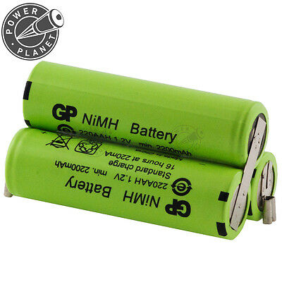 Belissima Wahl Moser Ermila Battery Replacement 3.6V NiMh WM1870-7360