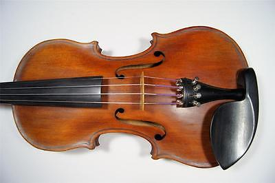 Antique  Old  Violin  4/4  Made  By  Sebastian  Gotz  Germany