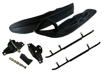 Camoplast All-Terrain Skis Mount Kit & 6 Inch Carbides Ski-Doo w/ REV Chassis