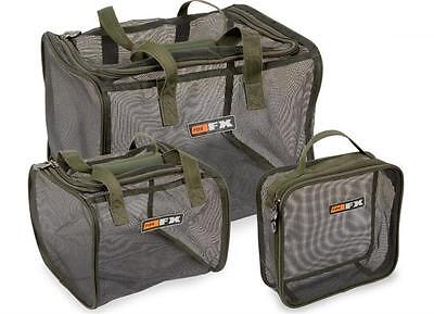 Brand New Fox FX Boilie Air Dry Bag - All Sizes Available