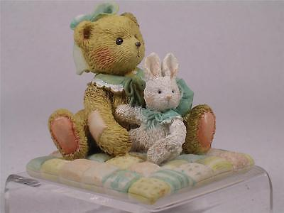 Cherished Teddies 'Camille' I'd Be Lost Without You  #950424 In Original Box