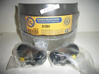 Chrysler Valiant Rear Brake Shoes & Wheel Cylinder Kit .. New..