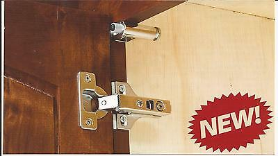 BOX OF 10- Easy Close for Cabinet Doors-  With Screws & Instructions- #ISC