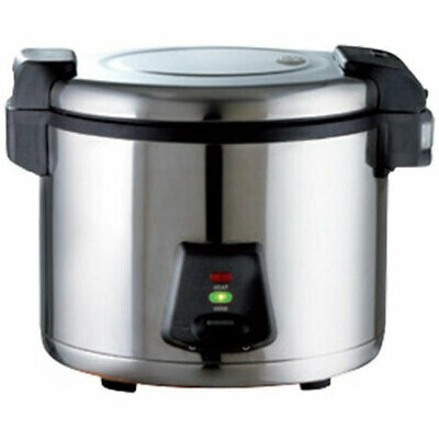 Birko 6 Litre Commercial Rice Cooker 10 Amp Regular Plug 1007000