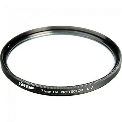 Tiffen 77mm UV Protector Filter-Glass Brand NEW