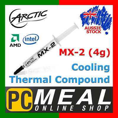 Arctic MX-2 Cooling Thermal Compound for Cooler 4g CPU Cooling Paste Intel AMD