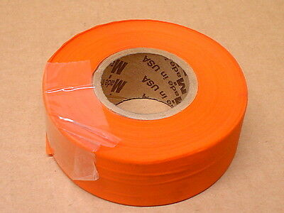 Mutual Industries 16002-45-1875 Orange Surveying Tape