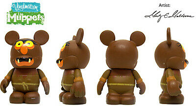 "Disney Vinylmation Muppets Series #1 3"" Sweetums"