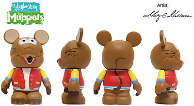 "Disney Vinylmation Muppets Series #1 3"" Rizzo"