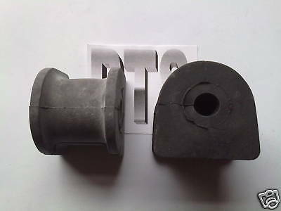 MERCEDES VITO 2 X REAR ANTI ROLL BAR BUSHES 638 CHASSIS 6383260281 400789