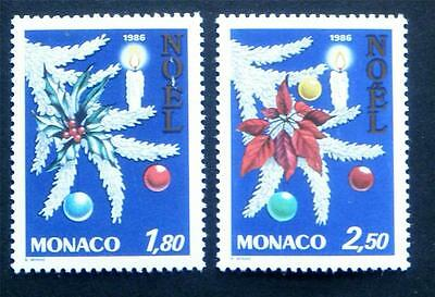 100 X  Monaco  All Different Mint Stamps Including Commemorative Issues