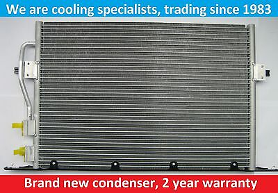 Brand New Condenser (Air Con Radiator) Ford Mondeo Mk2 1996 To 2000 / Cougar