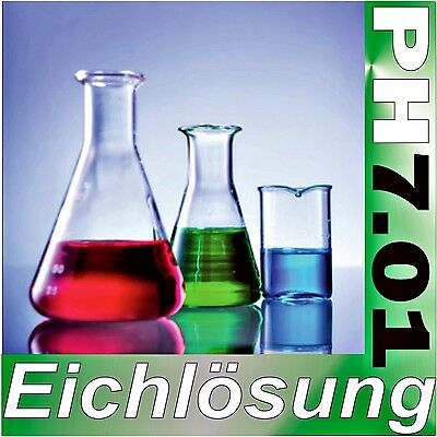 pH 7.01 Kalibrierlösung pH7 Eichlösung für pH Elektroden 70ml