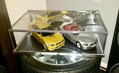 1:18 Saloon Cars - Minichamps - Double Model Car - Glass Display Case Only