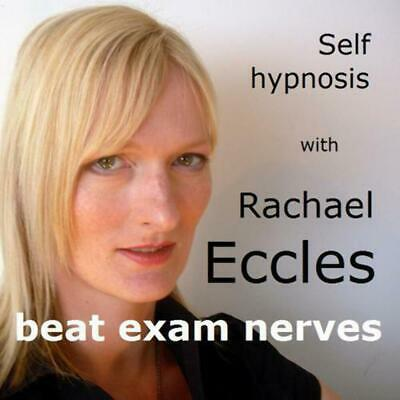 Beat Exam Nerves, be calm in exams Hypnotherapy CD, Rachael Eccles