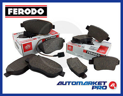 Kit Freno Pastiglie Ant +Post Fiat Grande Punto 1.9 Diesel Mjet Multijet Pattini