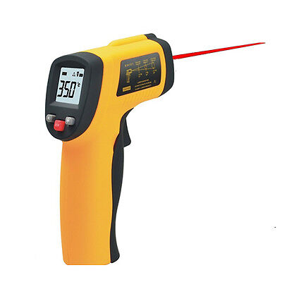 Best IR Infrared Laser Thermometer Temperature Measurer Gun Wireless Temp Tester