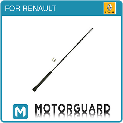Genuine Replacement Car Roof Aerial Antenna Am/fm Mast Renault Clio Mk2 Mk3 41Cm