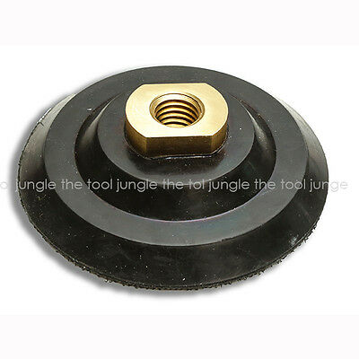 4 Inch Rubber Flexible Backer Pad for 4 inch For Makita Sanders and Grinders