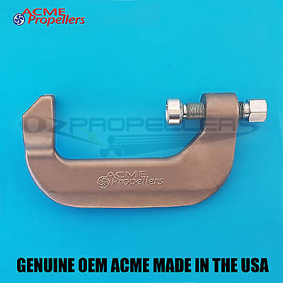 ACME PROP Propeller Puller Tool C CLAMP For Ski Boats 228S Stainless Steel