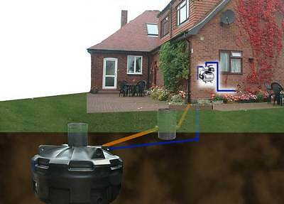 ECOSURE 3500 LITRE SUPER COMPLETE+ Complete Rainwater Harvesting System