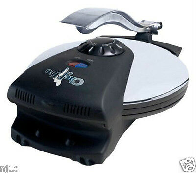 "Chef Pro 10"" Electric Tortilla Press / Flat Bread Maker w/Temp Control FAST Ship"
