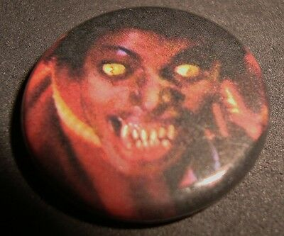 Retro Badge Pin Button Thriller Michael Jackson N-¦2