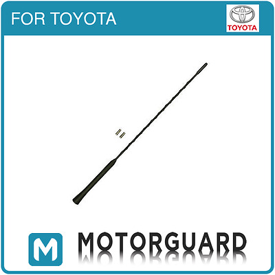 Genuine Replacement Car Roof Aerial Antenna Mast Am/fm Toyota Corolla Verso 41Cm