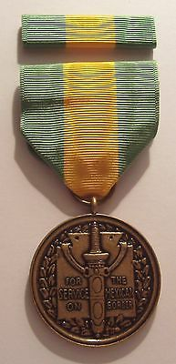 1917 Army Mexican Border Service Medal with RIBBON