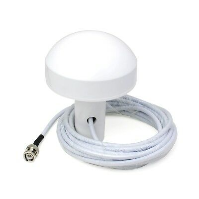 GPS Active Marine/Navigation Antenna 5 meter with BNC plug connector