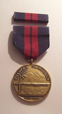1919 U.S. Navy Second Haitian Campaign Medal with RIBBON