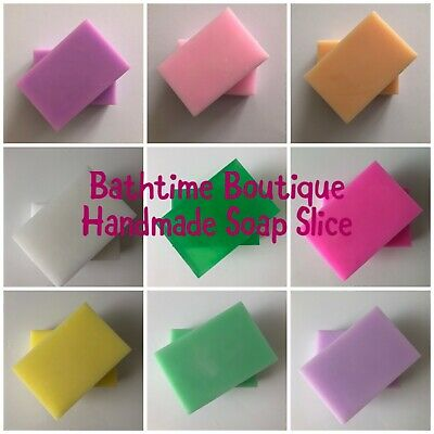 Scented Handmade Soaps Approx 100g. Assorted Scents