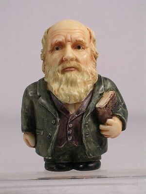 Harmony Kingdom  Ball Pot Bellys / Belly 'Charles Darwin'  #PBHCD - New In Box