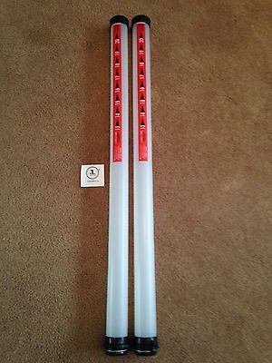 2 x JL BRAND NEW Golf clikka tubes Ball retriever 21 balls PER TUBE PRACTICE AID