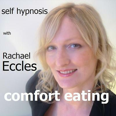 Self Hypnosis: Stop Comfort Eating Hypnotherapy CD, Rachael Eccles