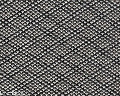 20x20cm PLASTIC NET STRONG BLACK FLEXIBLE HDPE INSECT FISH MESH SCREEN FINE 2mm