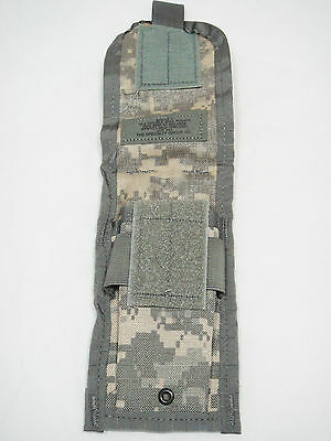 Military Army ACU Woodland Camo MOLLE II 2 Double Mag Ammo Utility Pouch NEW