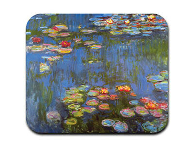 Water Lilies - Claude Monet Mousepad Mouse Pad