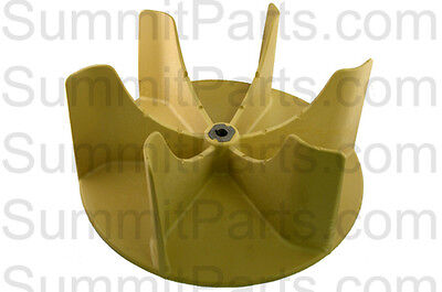 """Impellor 12 1/2"""" ,1/2"""" Bore For Adc - 100604"""