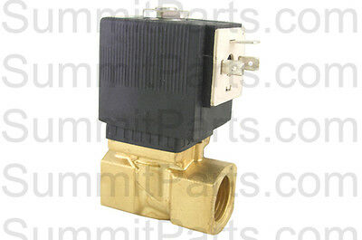 """New Style 1/2"""" Inlet Valve For Wascomat Washers - 821063, 821064"""