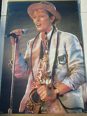 David Bowie Poster England
